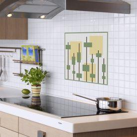 Paragon Verdure Mosaic Pendant