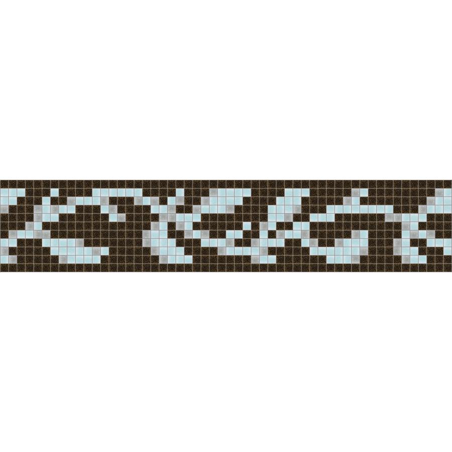 Traditional Agrestic Mosaic Tile Border Modern Design