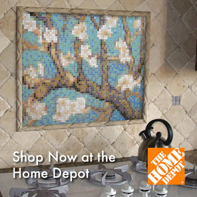 Mosaic Loft at Home Depot
