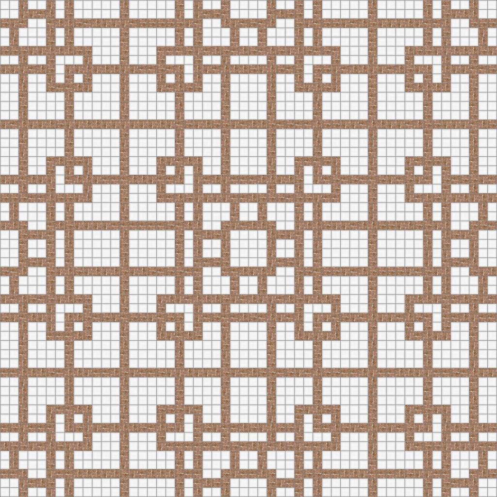 Modern Lattice Mosaic Tile Pattern Modern Design