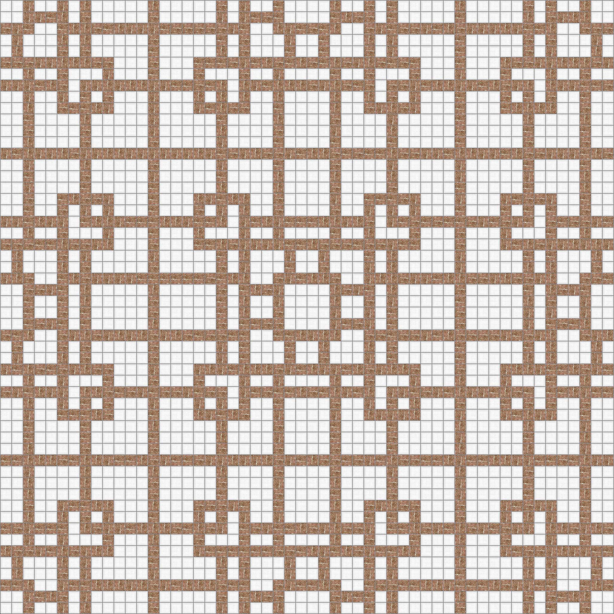 Modern Lattice Mosaic Tile Pattern | Modern Design | Mosaic Loft ...