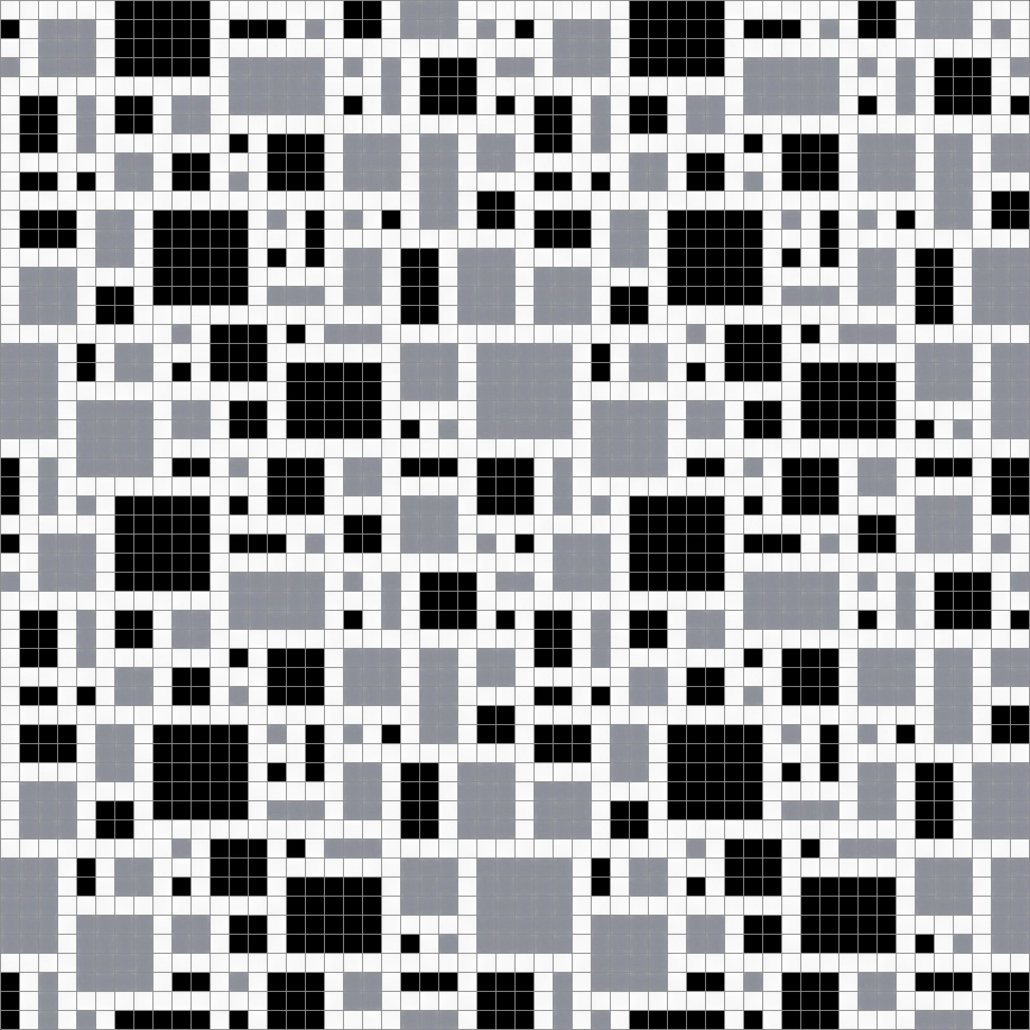 modern scatter mosaic tile pattern modern design