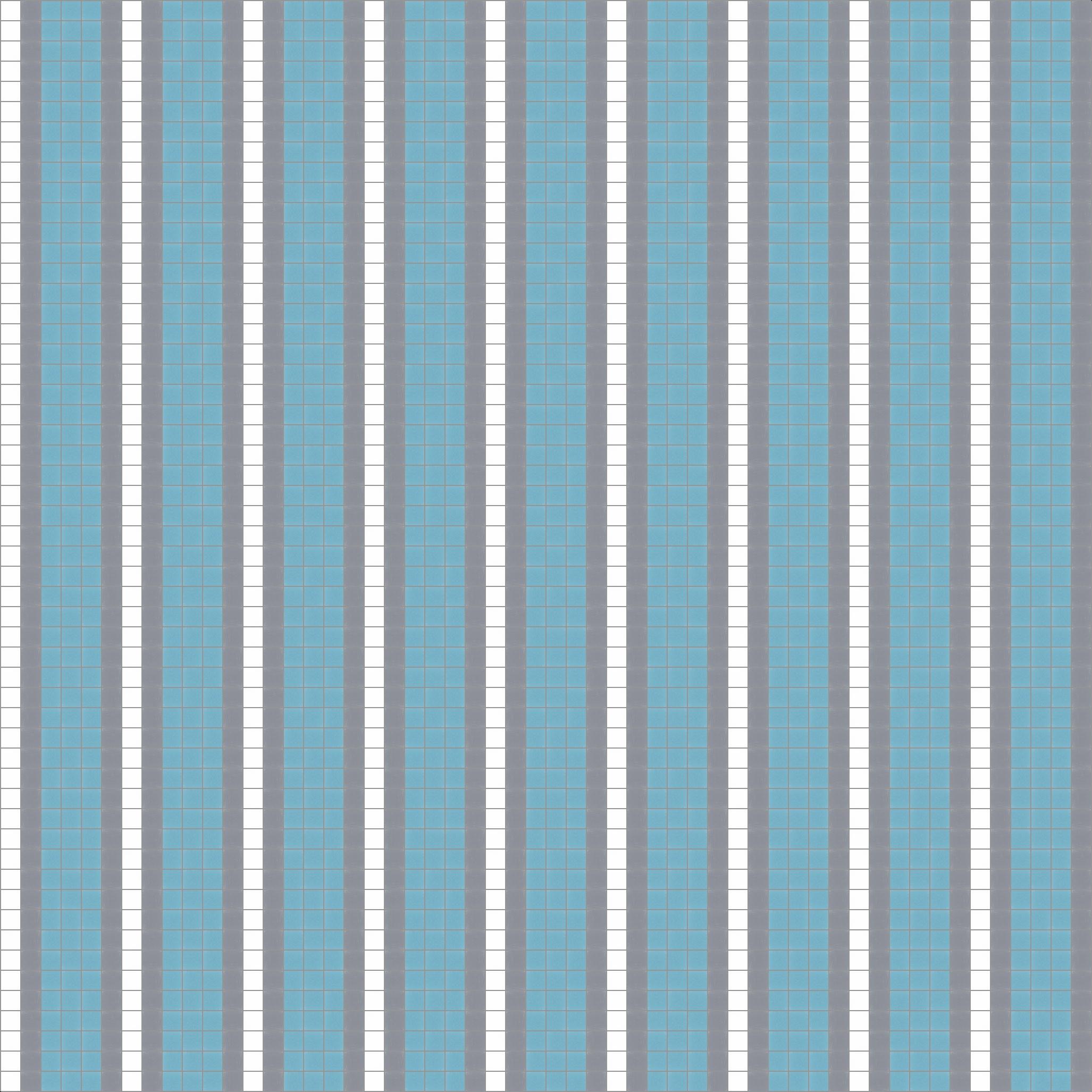 Traditional Striped Mosaic Tile Pattern | Modern Design | Mosaic ...